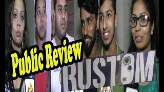 Rustam Movie (2016) – PUBLIC REVIEW – Akshay Kumar, Ileana D'Cruz, Esha Gupta