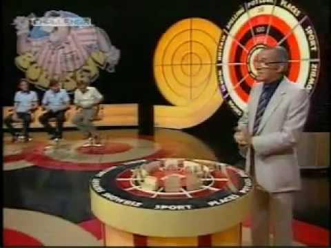 Bullseye, full show 2