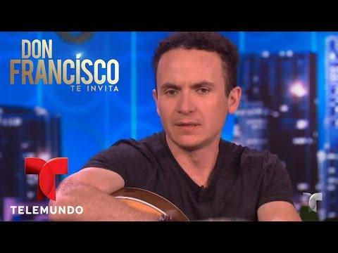 Fonseca Habló De Sus Inicios En La Música | Don Francisco Te Invita | Entretenimiento