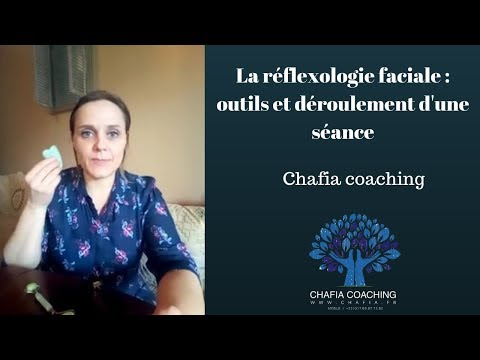 Déroulement d'une séance de réflexologie faciale