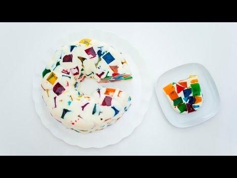 gâteau-au-jell-o®