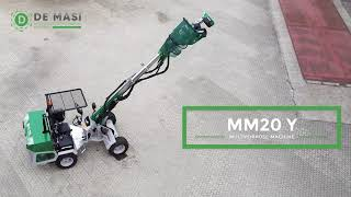 De Masi - Multipurpose Machine MM 20 b/Y  technical video EN