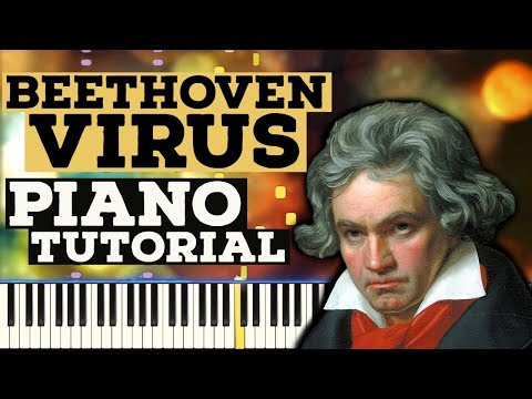 Beethoven Virus - Piano Tutorial & Sheet Music