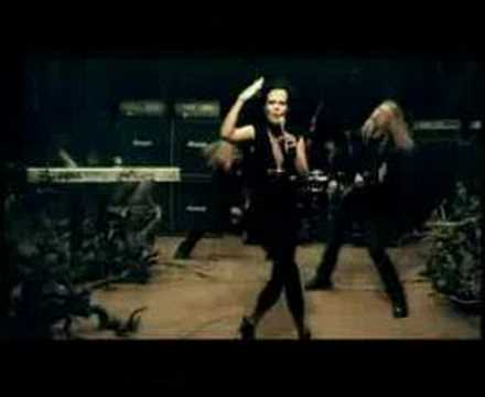 NIGHTWISH — Amaranth (OFFICIAL MUSIC VIDEO)