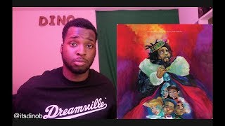 THIS IS WHAT WE WAITED FOR!!! // J.Cole - KOD // FULL Album Reaction/Review