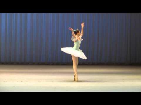 Arabesque 2008 / Anzhelina Vorontsova. Variation of Princess Florina, The Sleeping Beauty