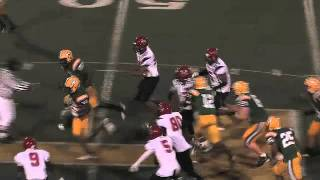 oak park vs harrison high school football highlights 2011