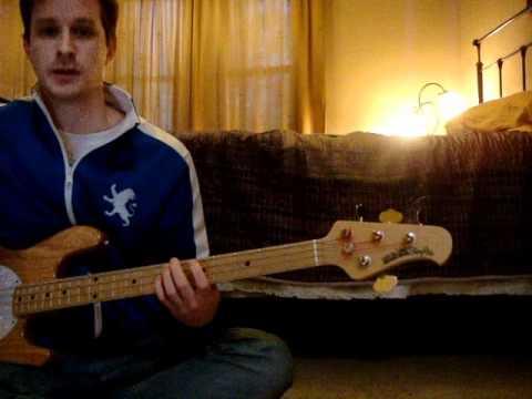 Amos Moses Bass playalong