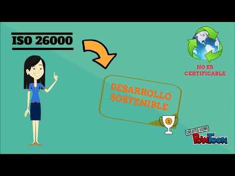 NORMAS ISO 26000 (RESPONSABILIDAD SOCIAL)