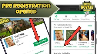 Fortnite Android Pre-registration Opened - How to Download Fortnite Android Chinese Beta
