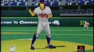 MLB 2000 Baseball Video Game Ad (1999)