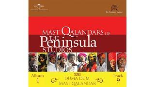 """""""Duma Dum Mast Qalandar"""" by the Mast Qalandars @ The Peninsula Studios"""