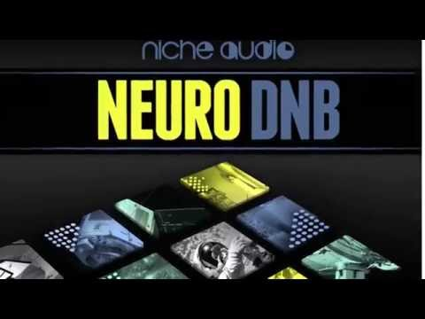 DnB Loops & Samples - Niche Audio' Neuro DnB