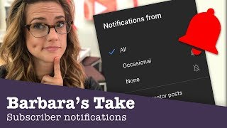 How YouTube Notifications Work |  Responding to Community Concerns Around Notifications thumbnail