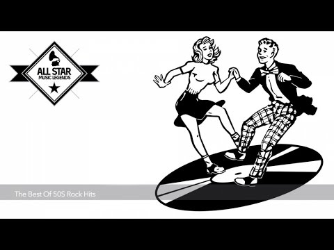 AA.VV - Rock & Roll Music // 3 Hours of The Best Of 50S Rock Hits // All Star Music Legends