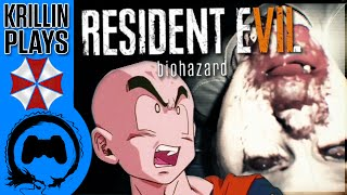 RESIDENT EVIL 7 DEMO: Krillin Plays - TeamFourStar