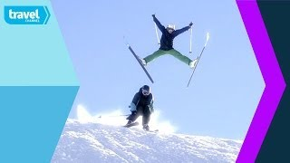 Freestyle Skiing - Matt Evers on Ice & Snow
