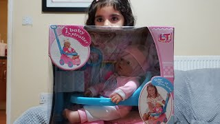 Baby Stroller Toys and baby Dolls Review