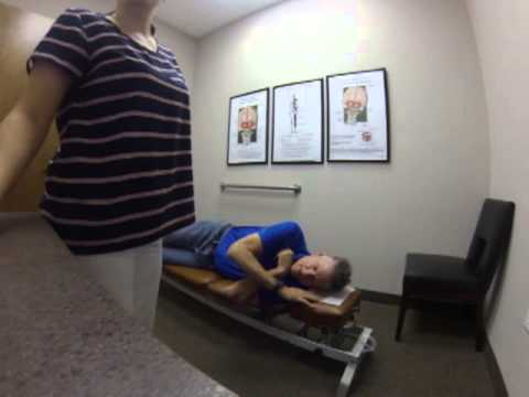 Quick trip to chiropractor