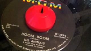 Boom Boom - The Animals