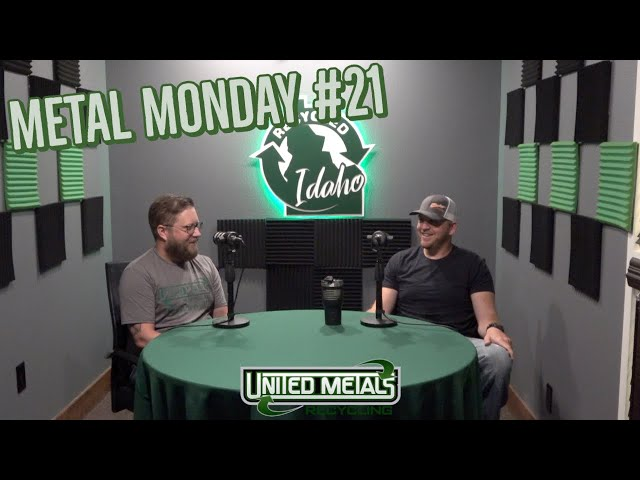 Metal Monday #21 with Nick and Brett