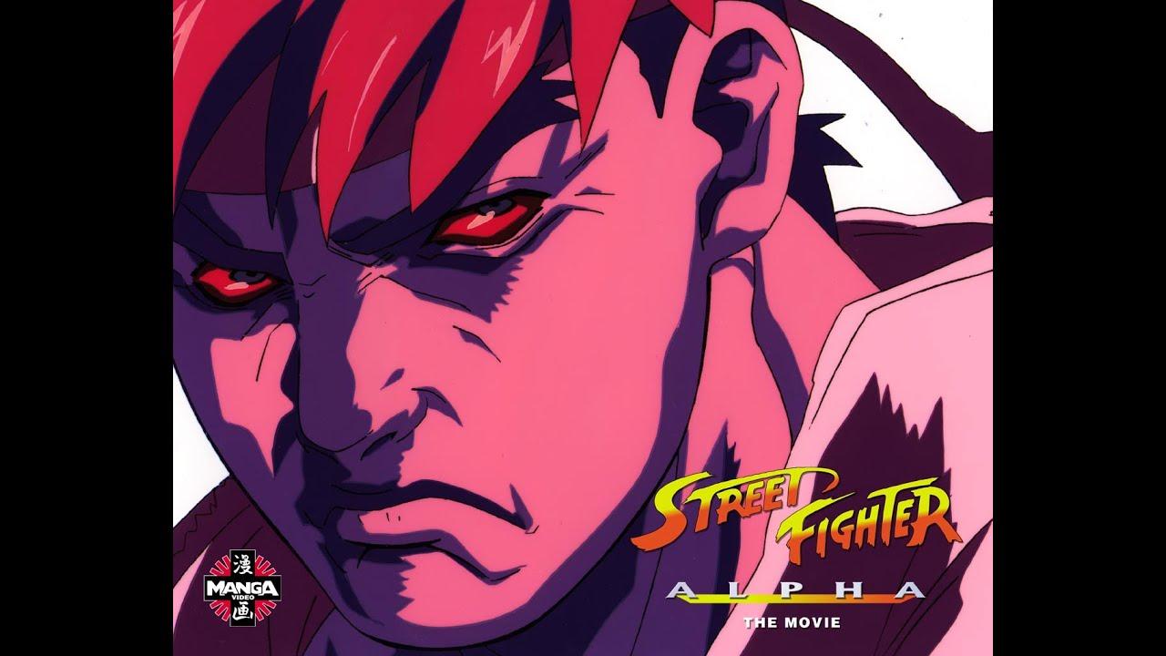 street fighter alpha generations trailer