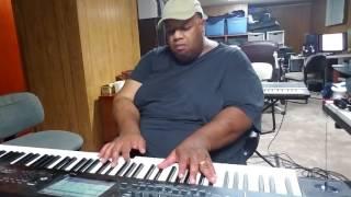 """Send One Your Love"" (Stevie Wonder) performed by Darius Witherspoon (7/19/17)"