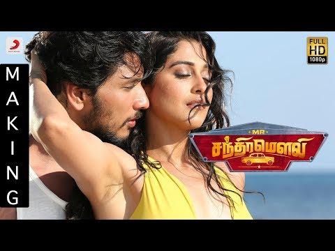 Mr. Chandramouli - Making Video | Karthik, Gautham Karthik, Regina | Sam C.S | Thiru | Dhananjayan