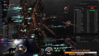 Eve Online PvP   RXA-W1 Страсти в дронрегах. [76]