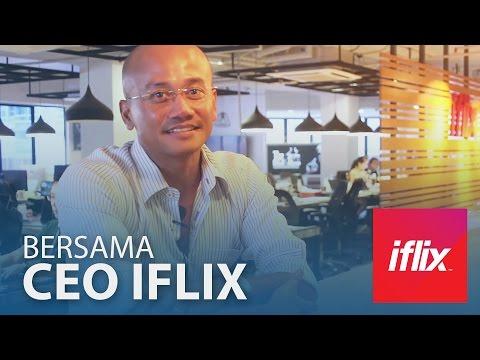 Bersama Azran Osman-Rani - CEO iFlix Malaysia