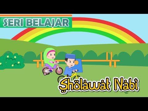 Sholawat Nabi Ya Robbi Bil Mustofa Adem Dan Merdu Anak Islam Bersama Jamal Laeli