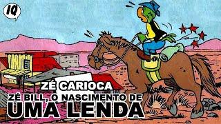 Quadrinhos narrados do Zé Carioca - Ze Bill, o nascimento de uma lenda