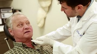 """""""He gave me back my life."""" Dr Anthony Alessi volunteers to help Terry after horrific car accident"""