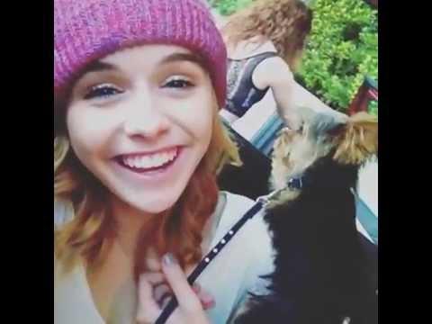 "Acacia Clark Brinley Instagram Video ""PUPPEE"" - YouTube  Acacia Clark Br..."