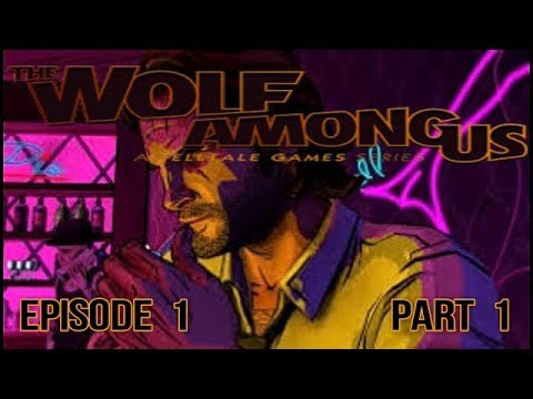 The Wolf Among Us Episode 1 Gameplay Walkthrough Part 1 - FAITH