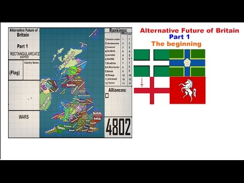 Alternative Future of Britain-Part 1-The Beginning