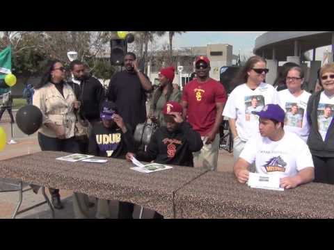 Long Beach Cabrillo Signing Day 2014