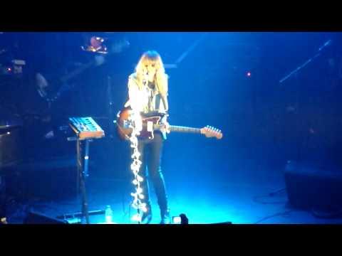 Ladyhawke - My Delirium (live @ Koko 4th June 09)