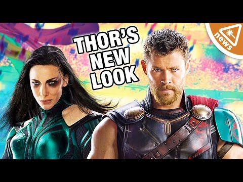 Thumbnail: What Thor's New Look Means for Ragnarok! (Nerdist News w/ Jessica Chobot)