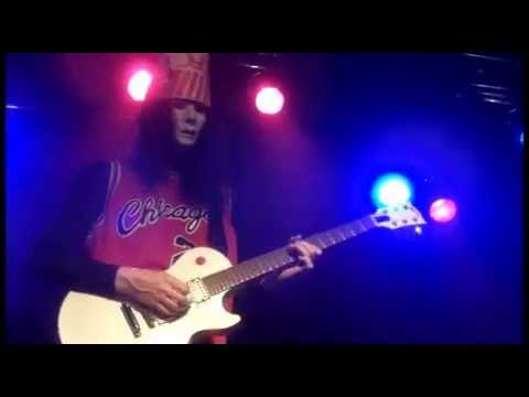 Buckethead live at Wooly
