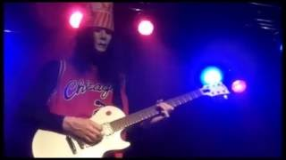 Buckethead live at Wooly's in Des Moines, Iowa 4-20-2016 (ENTIRE SHOW)