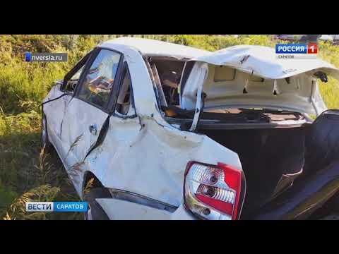 В Кировском районе Саратова автомобиль насмерть сбил мужчину