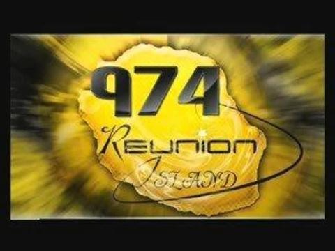 ⛦ 100% Local Songs Of Reunion Island #974 ♫ ☟  ⛦