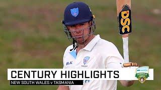 Henriques punishes Tasmania with big-hitting ton