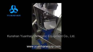 Multi function Belt Tape Webbing Bevel Cutting Machine