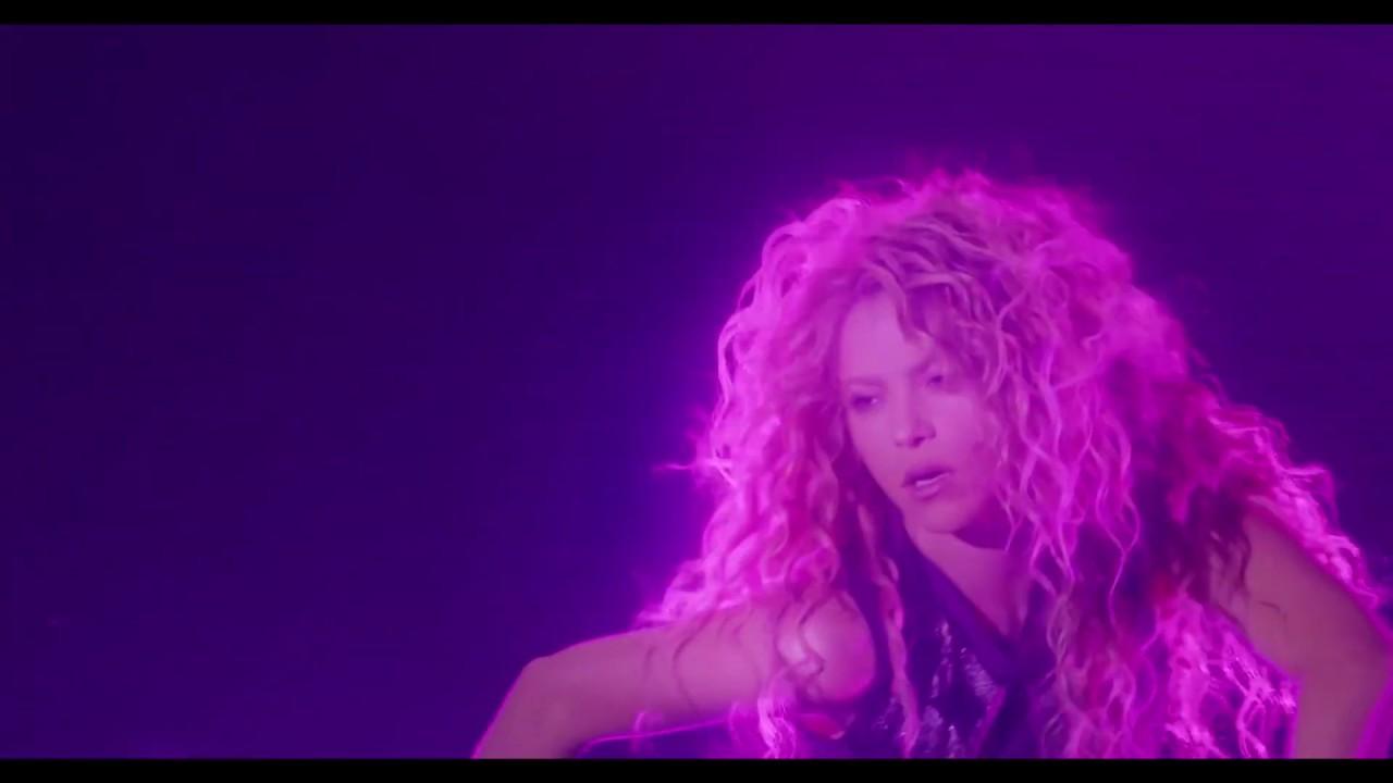 #ShakiraFilm: She Wolf (teaser)