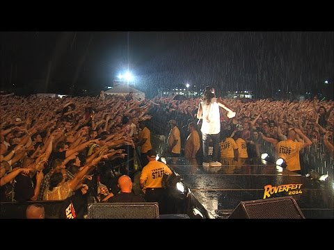 Lil Jon performs Get Low at RoverFest 2014