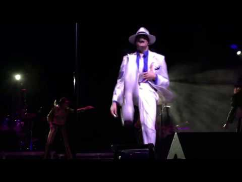 MJ Live Jalles Franca - Smooth Criminal in Atlanta 2017