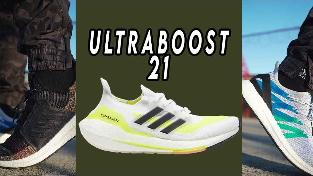 UPCOMING Adidas ULTRABOOST 21 FIRST