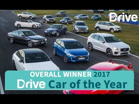2017 Drive Car of the Year Overall Winner